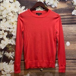 BANANA REPUBLIC (Orange) Crewneck Sweater